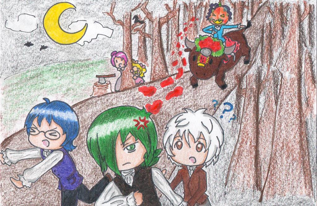 PT Sleepy Hollow by ChibiJirachi