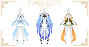 [CLOSED] Outfit Auction Adoptables #3