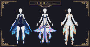 [CLOSED] Outfit Auction Adoptables #4