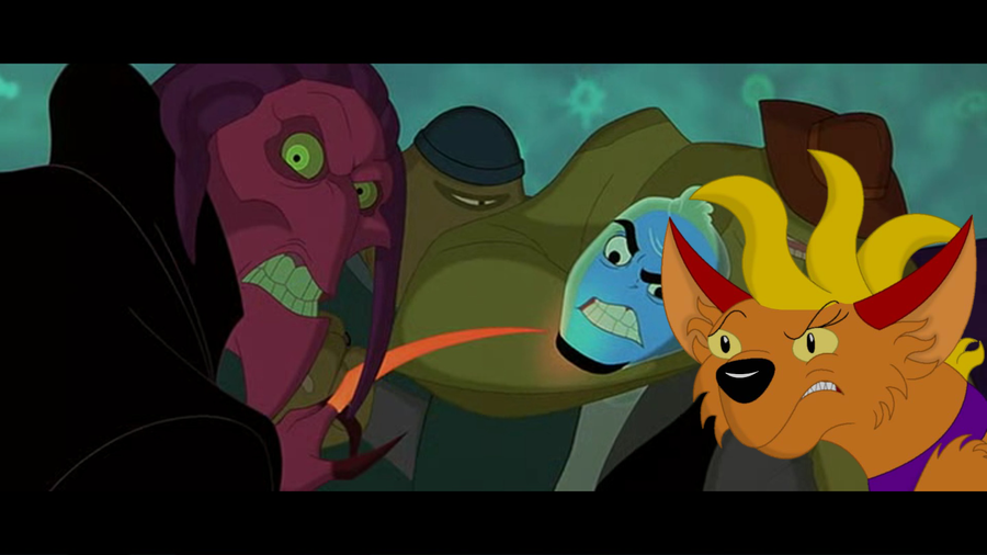 Osmosis Jones Wallpaper Osmosis Jones Scene Almira