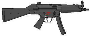 MP5 by centerofthemind