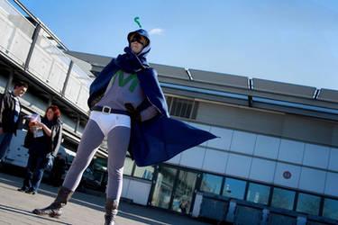 Mysterion the Superhero-Pose by sagalicious