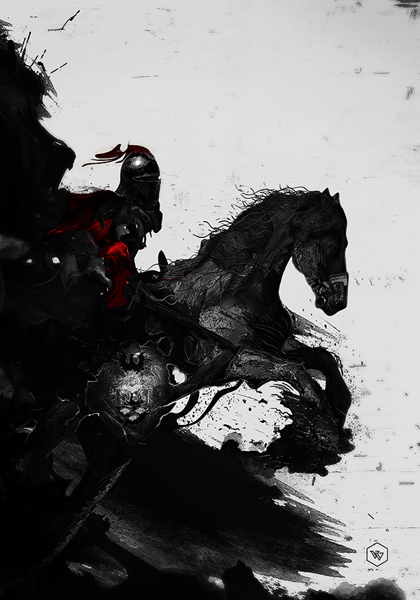 Zawisza the Black by polaus