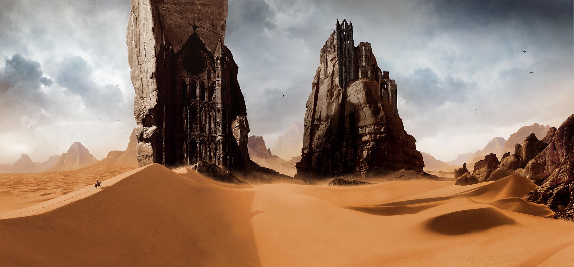 Sand Castle by polaus