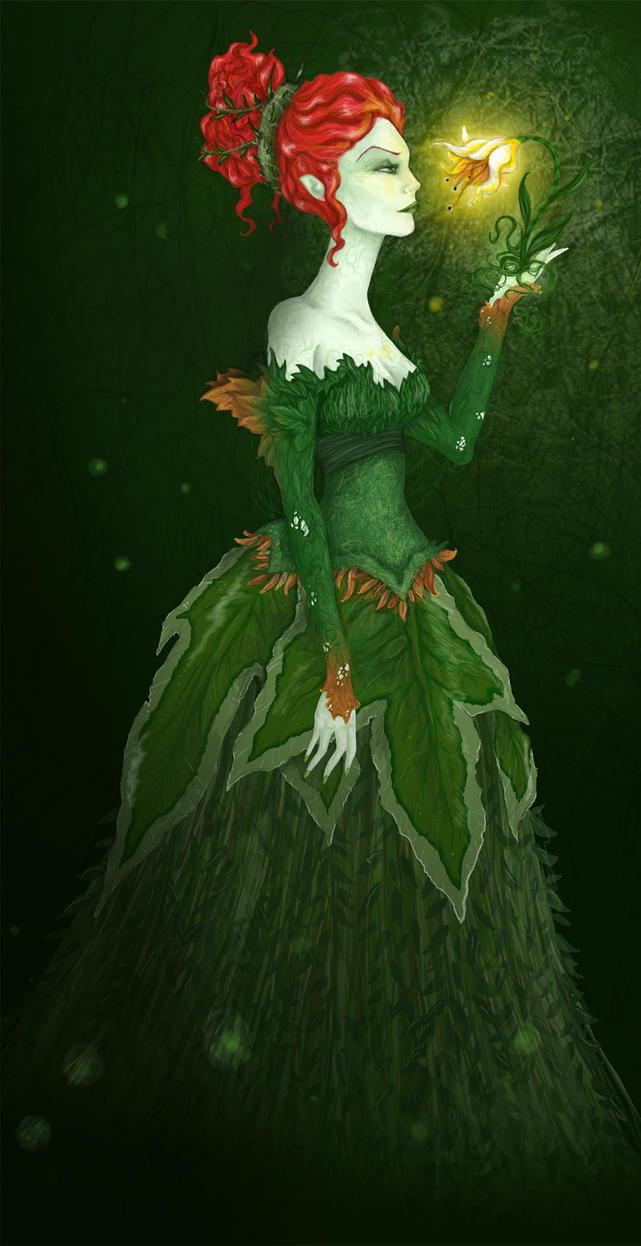 Ivy by zepheenia