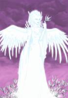 The Goddess of Imaginary Light by zepheenia