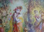 Gopis and Krishna