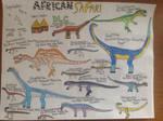JWE African Safari DLC Idea