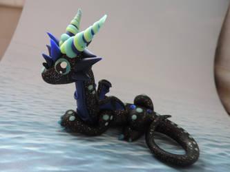 Stardust glow in the dark dragon