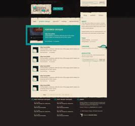Design Critique Entry by nextexile