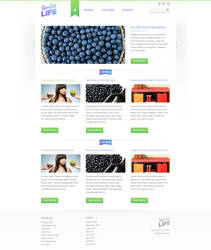 LE Blog Design