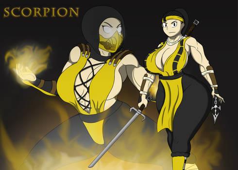 GB Scorpion