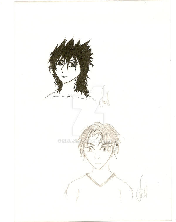 Croquis By Nell21 On Deviantart