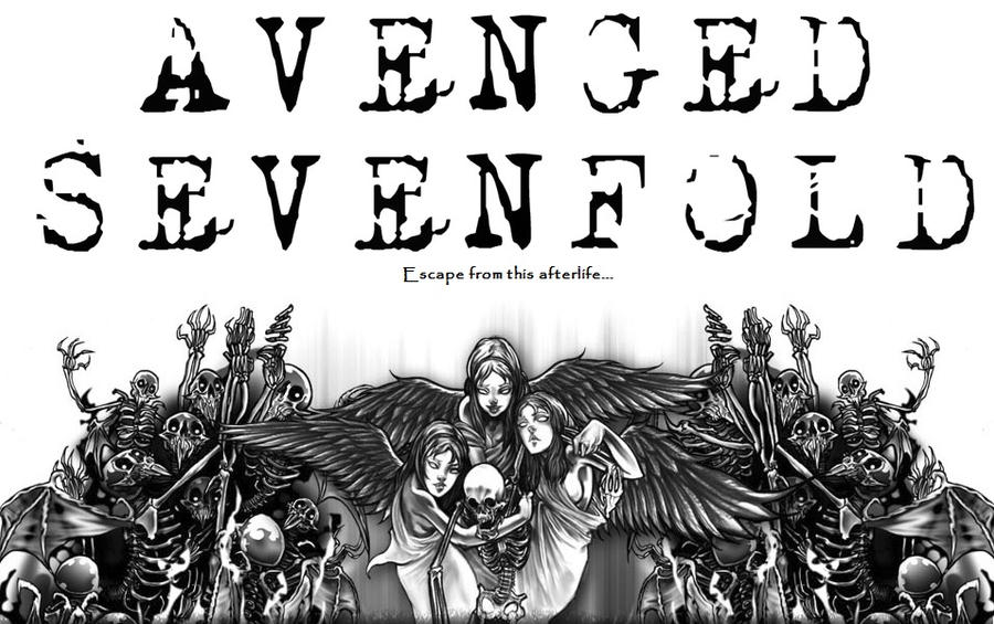 Avenged Sevenfold Afterlife Wallpaper a7x afterlife wallpaper by