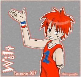 FHFIF - Wilt human by marvyanaka