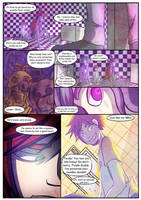 FNAF Nights of Fall (comic) - page 23 by marvyanaka