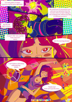 Undertale comic - Hellsiblings - 01