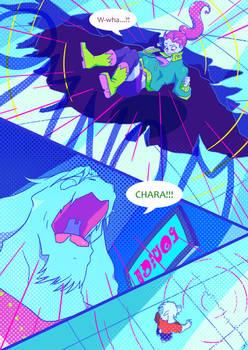 Undertale comic - Hellsiblings - 09