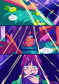 Undertale comic - Hellsiblings - 20