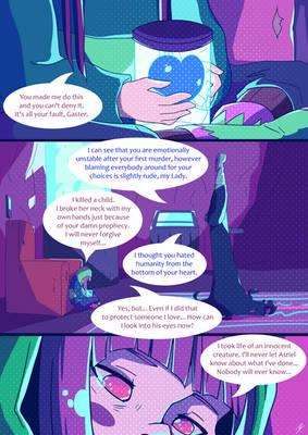 Undertale comic - Hellsiblings - 22