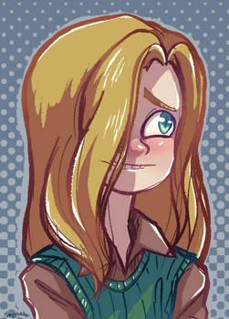 petit blondie