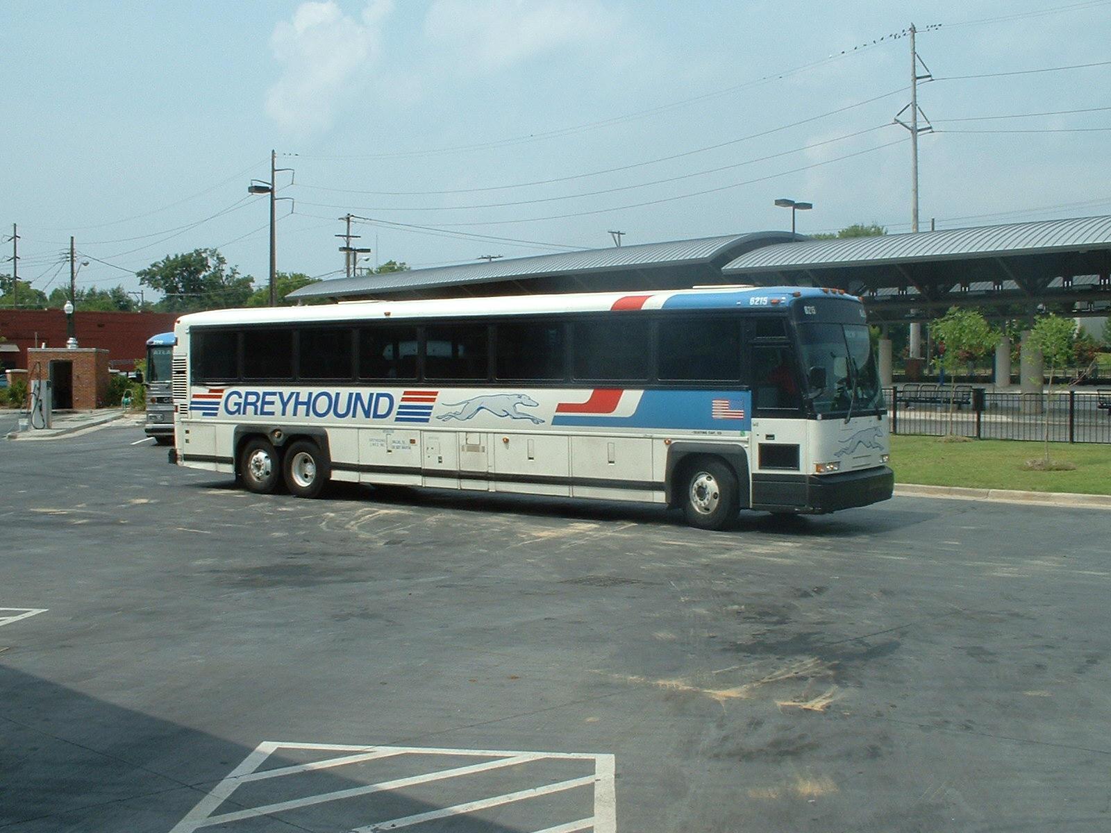 Greyhound no 6215 by Greyhound-Bus on DeviantArt