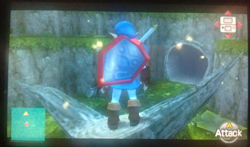 Legend Of Zelda Ocarina Of Time 3D (GamePlay) by