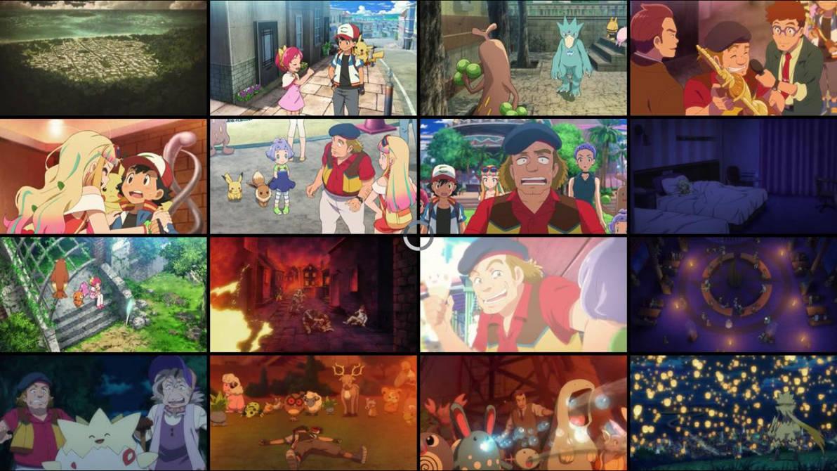 Pokemon The Movie The Power Of Us By Jadenyuki101 On Deviantart
