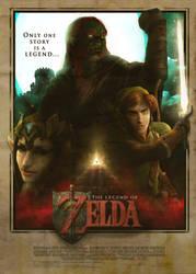 Zelda Movie Poster 2.5 by super-fergus