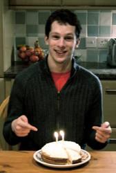 Happy Bake, Birthday Cake.