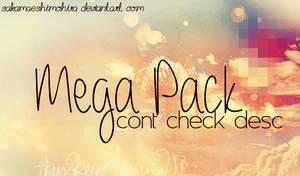 MEGA PACK!! (Sorry for bad cover)