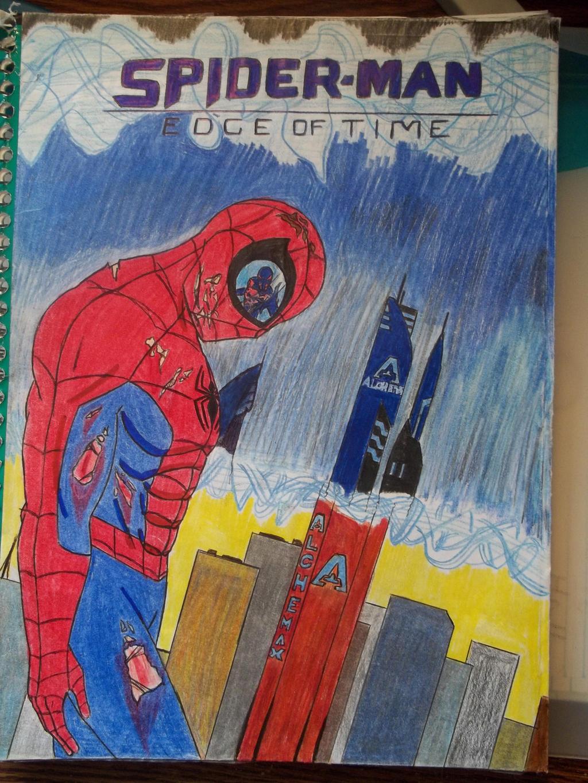 Spider-Man Edge of Time by reclaimerart on DeviantArt