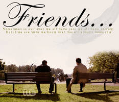 Friends will be Friends.... by XRanyBabeX