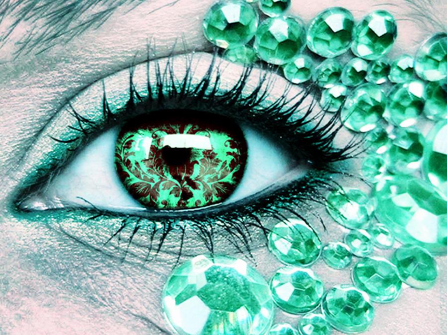 Eye.. by Noreaja