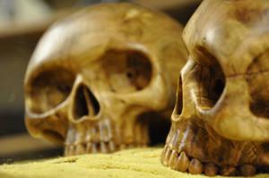 memento mori by magnifEyes