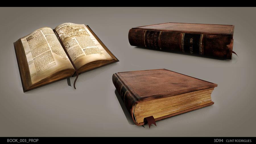 Old Book by kewel72000