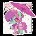 YCH Kimono Loose Leaf