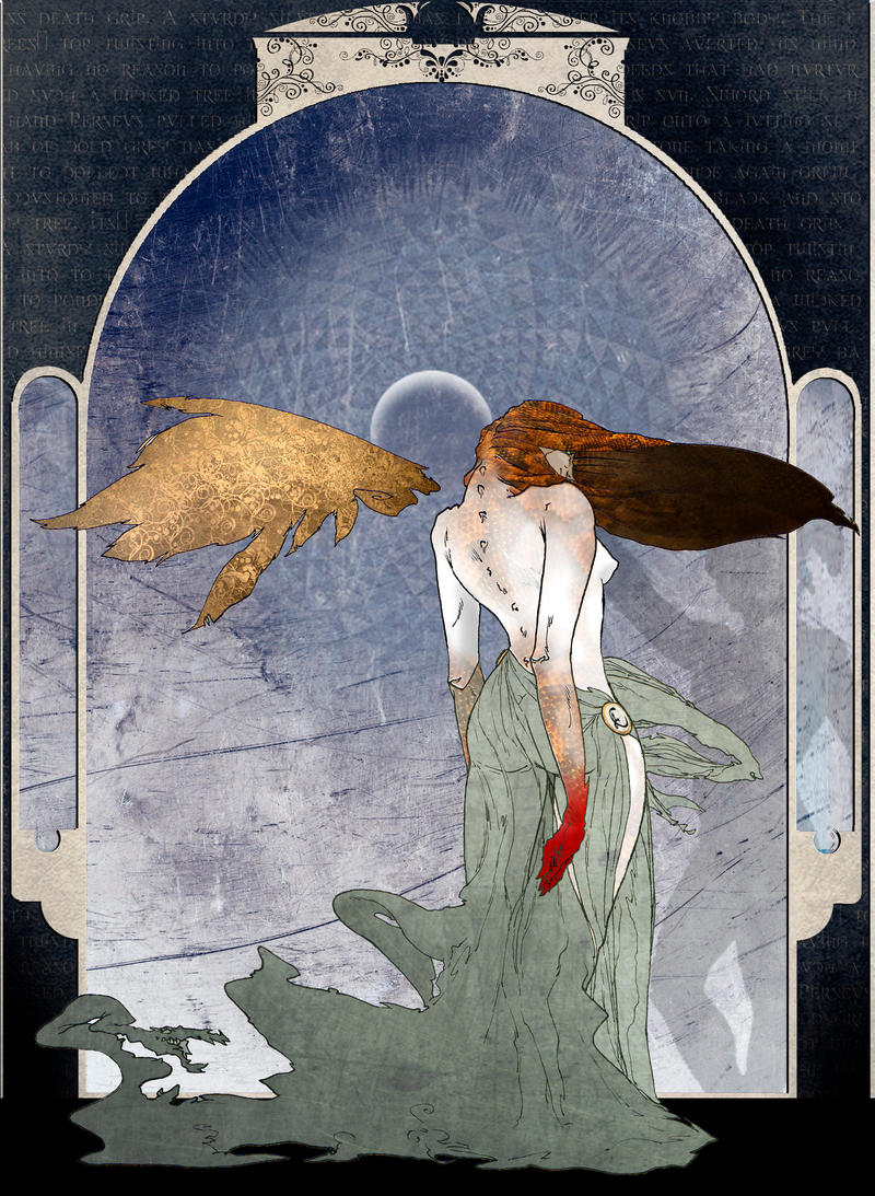 Medusa Dreams of Perseus by dirtygentlemen