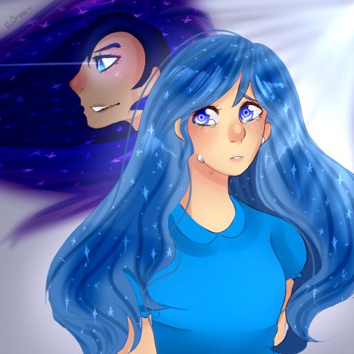 Luna mlp human