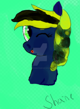 ugh low quality:P by SweetShimmer