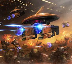 Alien races favourites by Erementarushokan on DeviantArt