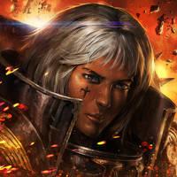 Sister of battle by ameeeeba
