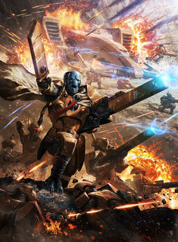 Fireblade KaisVre