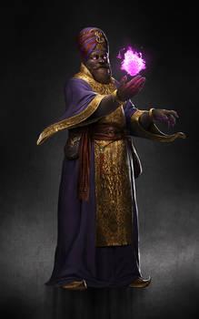 Adavi The sorcerer