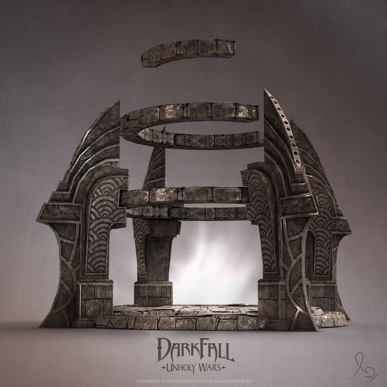 Masonry Portal by Arx-Design