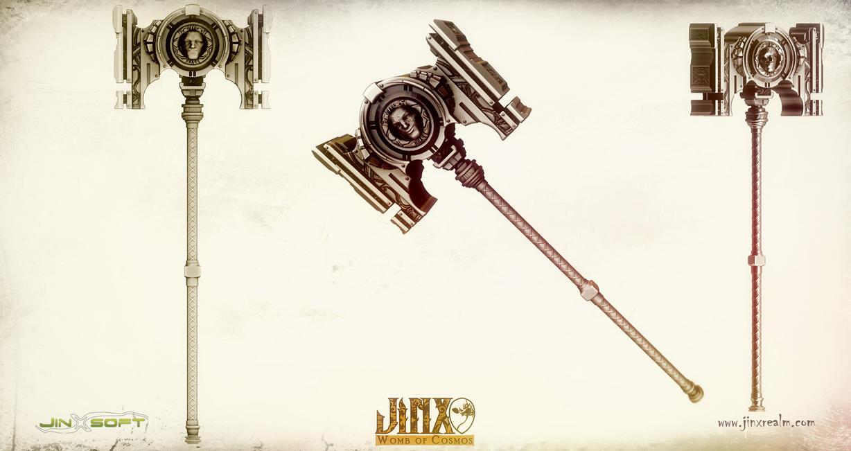 Hammer of Jinx by Arx-Design