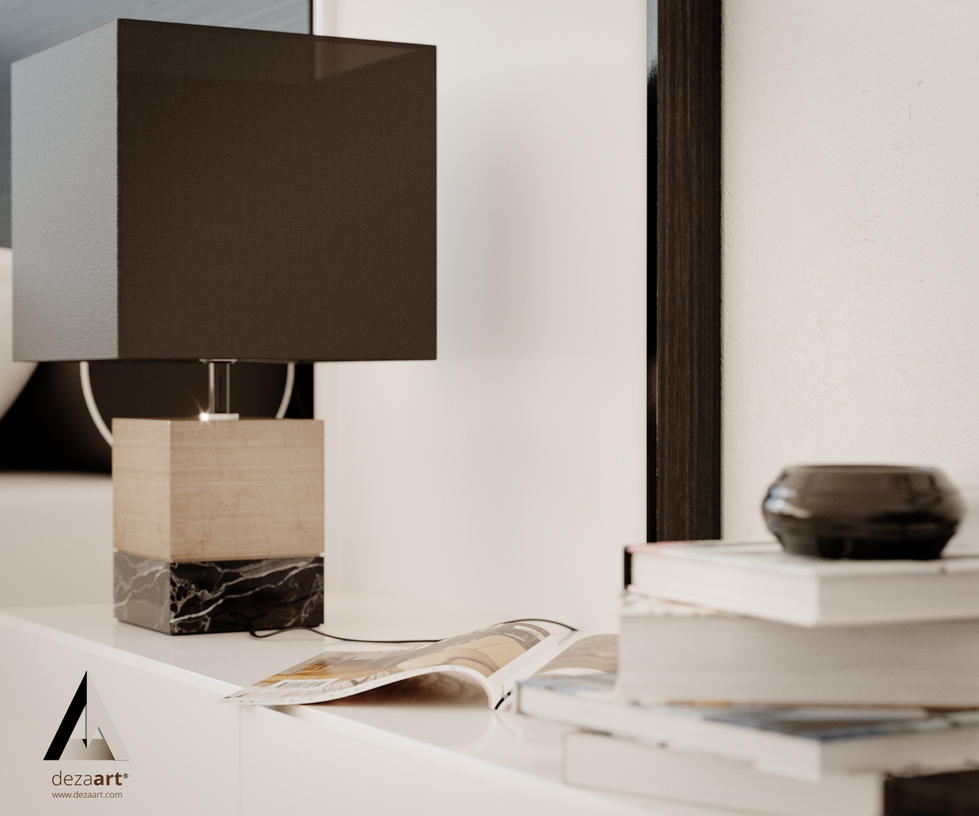 Bed Lamp GWM by Arx-Design