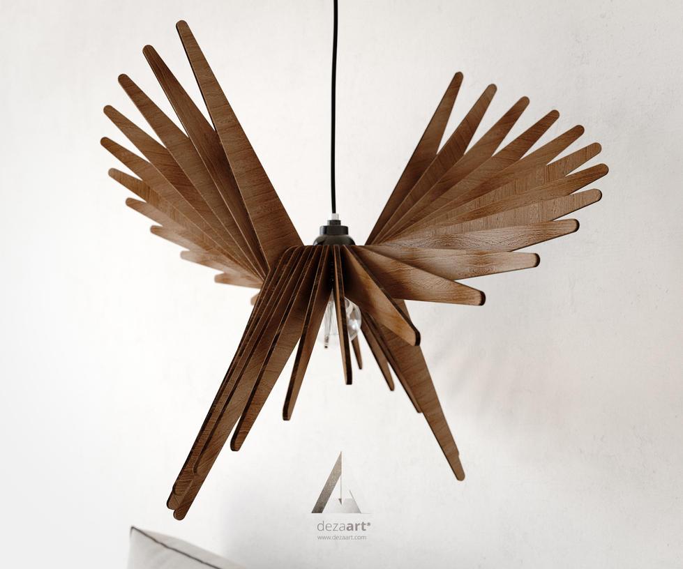 Helios Chandelier by Arx-Design