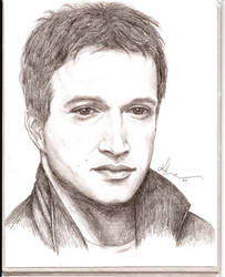 James Purefoy sketch