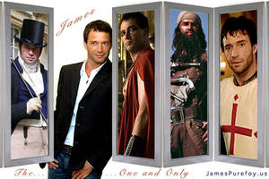 James Purefoy MirrorMan by khamarupa